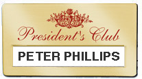 Name Badge - Presidential Style