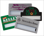 Window Name Badges